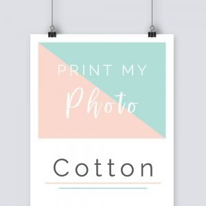 1. Print My Photo Cotton A4