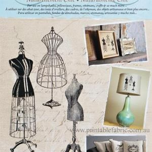 Iron On Transfers Dressmakers forms