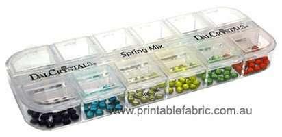 Dal Crystals Hotfix Rhinestone Crystal Kits BUNDLE