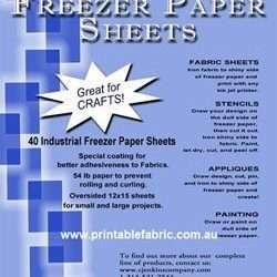 Jenkins Freezer Paper A3 12 x 15