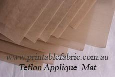 Teflon Applique Mat Large