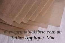 Teflon Applique Mat Large