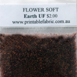 Flower Soft sprinkles Earth brown