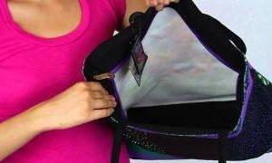LB2070 inside handbag