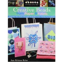 Creative Beads from fabric and Paper book