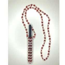 Handmade Beaded Necklace Pen Holder E-cig Holder